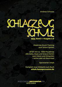 Schlagzeugschule-Andreas-Schwarz-Band-I-Ausgabe-2-0-Schlagzeug-lernen