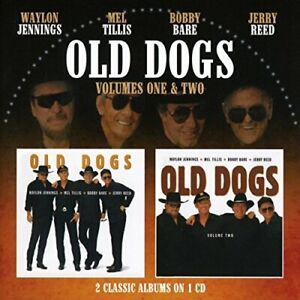 OLD-DOGS-Old-Dogs-Volumes-One-and-Two-Jewel-Case-CD