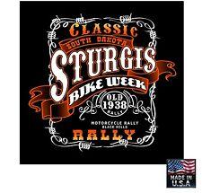Sturgis RALLY BIKER Bike Week Bandana BANDANNA Head Skull Wrap Harley D Colors