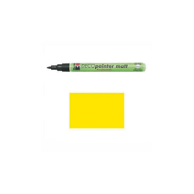 Marabu Deco Painter GIALLO SOLE, pizzo 1-2mm