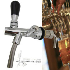 Draft Beer Faucet Ss Stem Tower Keg Tap Kegerator Tap Tower Beer Parts 4833