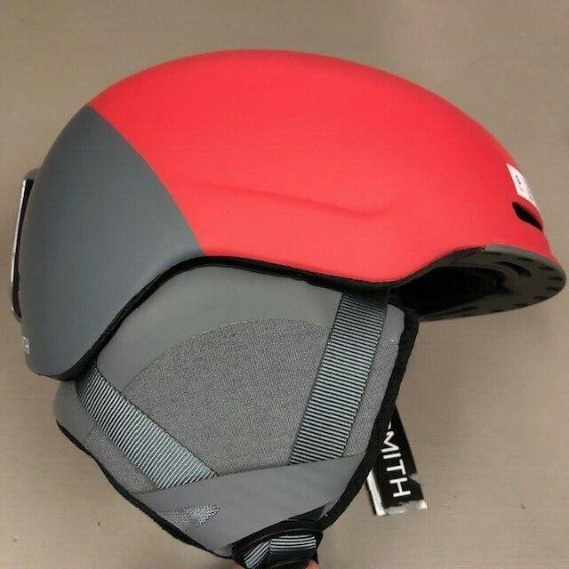 Smith Optics Adult Maze Snow Sports Helmet Unisex Matte Fire Split SM 5155cm