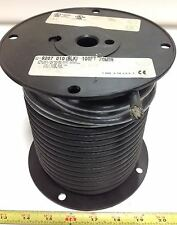 TWINAXIAL  DATA CABLE 20 AWG 100FT 30MTR 9207 010