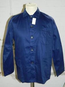 Vintage-European-Chore-Jacket-french-german-work-wear-M-cj020