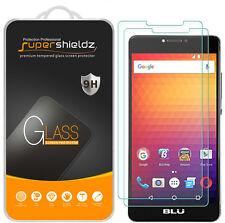 2X Supershieldz BLU R1 Plus Tempered Glass Screen Protector Saver