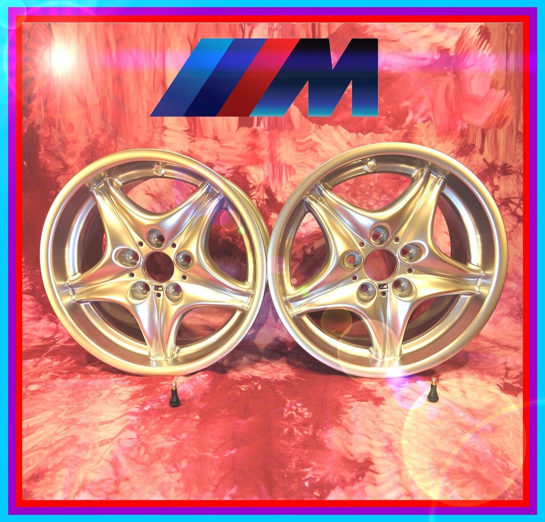 Bmw Z3 M Roadster E36 1044 Oem Roadstar Style 40 Front Wheel For Sale Online Ebay