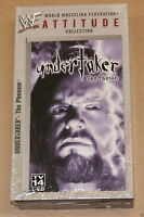 Wwf - Undertaker: The Phenom (vhs, 1998) Collection Royal Rumble Brand