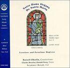Notre Dame Organa De Santa Maria (CD, May-1994, Lyrichord)