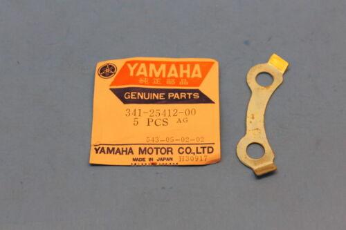 NOS Yamaha Lock Washer 1973-1974 TX750 1976-1982 TZ250 341-25412-00-00