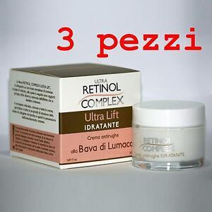 3pz-RETINOL-COMPLEX-CREMA-VISO-ANTIRUGHE-BAVA-DI-LUMACA-da-te-in-24h-con-GLS