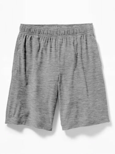 NWT Old Navy Go-Dry Active Pull-On Ultra-Soft Breathe ON Shorts for Boys XL XXL