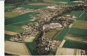 Carte-postale-10cmX15cm-COTE-D-039-OR-CLENAY-vue-aerienne-ecrite