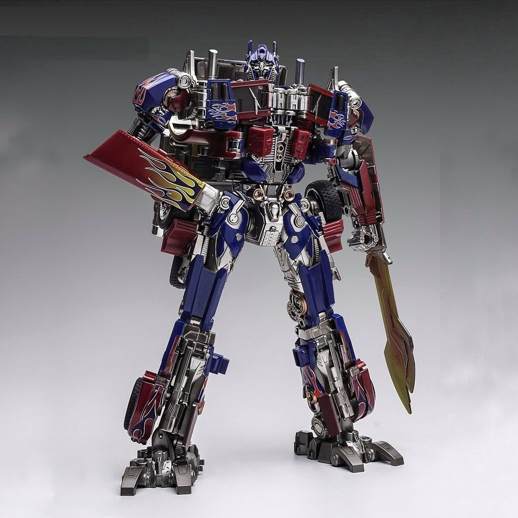 TRANSFORMERS - Optimus Prime SS05 oversized, Action Figure 11  Wei Jiang
