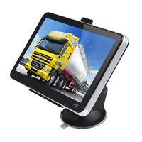 7 Truck Car Vehicle Portable Gps Navigation Navigator Sat Nav 8gb Us Canada Map