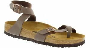 Birkenstock-Yara-Summer-Sandal-contoured-Foot-bed-Black-Or-Mocha-And-Size-36-42