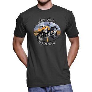 BMW-R1200GS-Easy-Rider-Men-s-Dark-T-Shirt