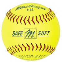 Macgregor 11 Safe/soft Training Softball - 1 Dozen on Sale