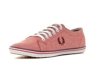 Trainers Perry Plimsolls Canvas 2 Pumps Fred Shoes Casual Tone Kingston nFdUqCq