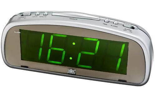 Moderner XONIX Wecker mir regulierbarer Helligkeit und großer Anzeige