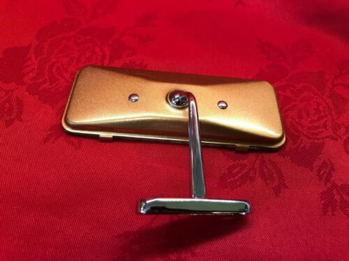 AHH5198 MGA Interior Mirror Gold Backed As Original O//E BMC Spec Kit Car Etc