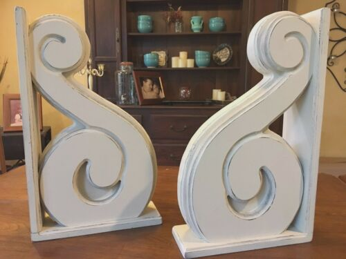 LARGE RUSTIC OLD WORLD CORBELS BRACKETS sold individually