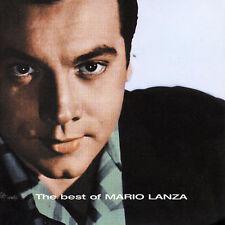Best of Mario Lanza [2000] by Mario (Actor/Singer) Lanza (CD, Oct-2000)