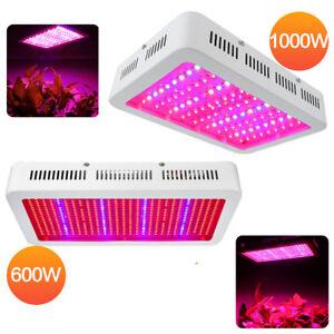 600-1000W-LED-Grow-Light-Lampe-Voll-Spektrum-Pflanzenlicht-Wachsen-Blumen-Gemuese