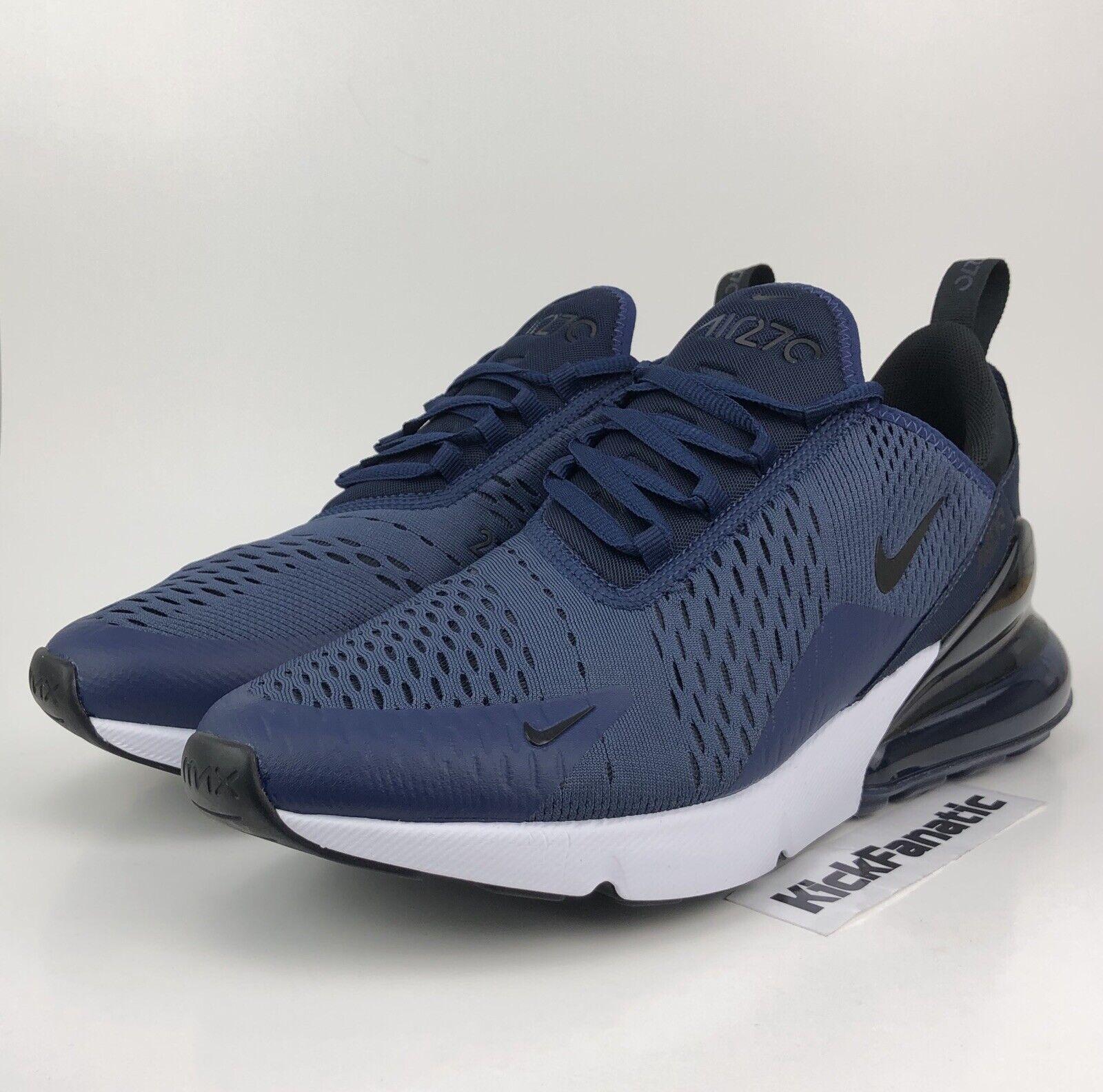Keevin Nike Air MAX 270 blue Running Shoes AH8050 400