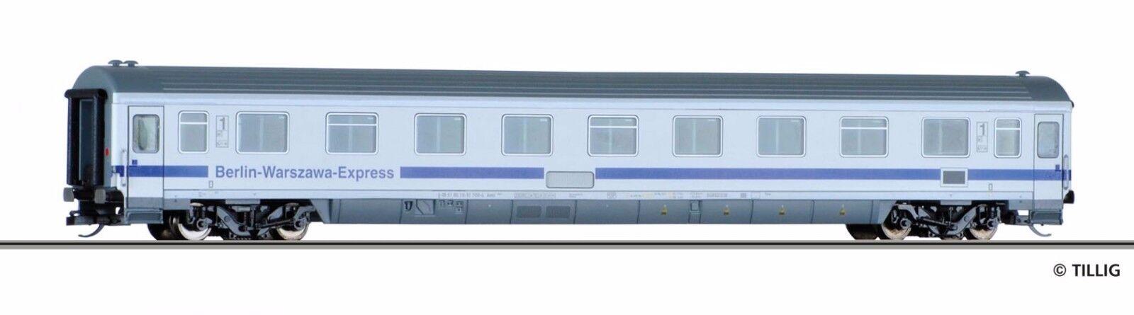 TT viaggiatori 1.kl. Avmz Berlino-warzawa-EXPRESS DB AG Ep. V Tillig 13544