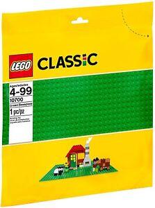 LEGO-CITY-10700-CLASSIC-GREEN-BASE-PLATE-BRAND-NEW-MELB-SELLER