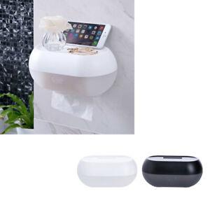 Support-Derouleur-Pour-Papier-Toilette-Caisson-Adhesif-Pour-Rouleau-De-Papier