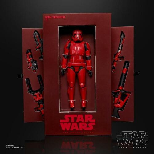 """ToysHero In Hand Star Wars The Rise of SkyWalker Black Series 6/"""" Sith Trooper"""