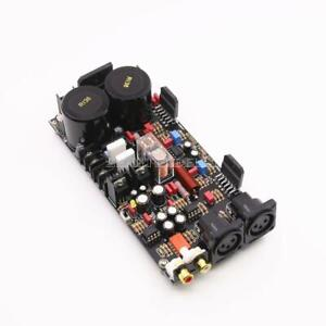 LM3886-Dual-Channel-Power-Amplifier-Board-Single-ended-Balanced-XLR-Input-Amp
