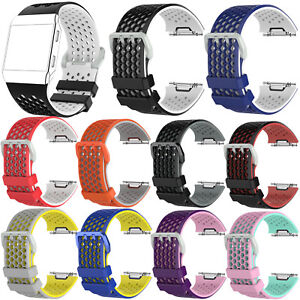 Silicone-Watch-Band-Strap-Bracelet-Replacement-for-Fitbit-Ionic-Smart-Watch-L-S