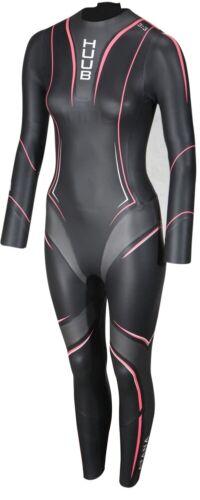 HUUB Atana 3.3 Womens Wetsuit Black