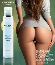 COCORO COOL ANTI CELLULITE Solution Reduce FAT BURN SLIMMING Keloid HANAKO TOKYO