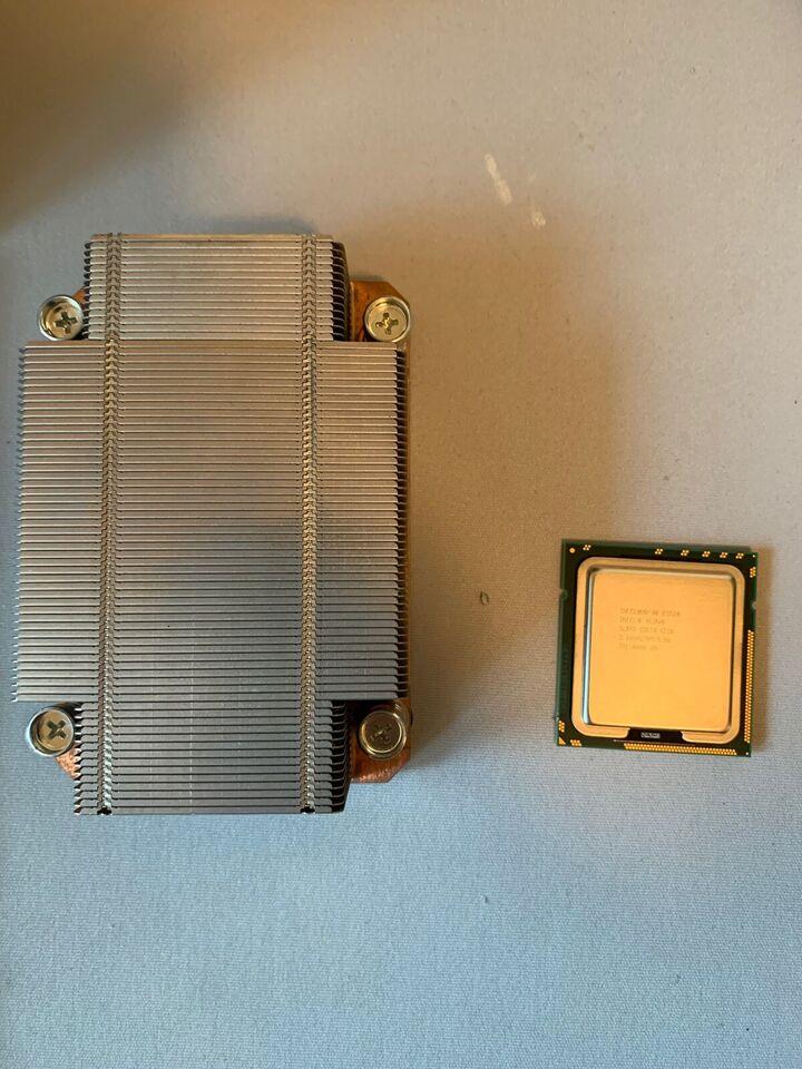 Processor, Intel, Xeon E5520
