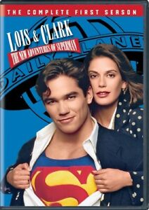 LOIS & CLARK NEW ADVENTURES OF SUPERMAN FIRST SEASON 1 New Sealed 6 DVD Set