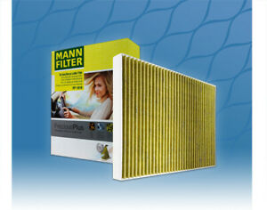 Cabin-Air-Filter-Biofunctional-FreciousPlus-FP2842-MANN-for-VW-Amarok-2-0L-3-0L