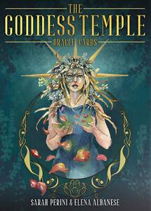 The goddess temple. Oracle cards - Perini Sarah, Albanese Elena