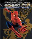 Spider-Man 1, 2, 3 (4K Ultra HD Blu-ray, 2017, Giftset Limited Edition 4K Ultra HD Blu-ray/Blu-ray)