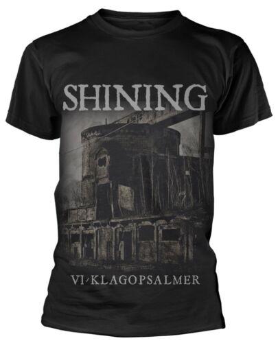 NEW /& OFFICIAL! Shining /'Vi Klagopsalmer/' T-Shirt