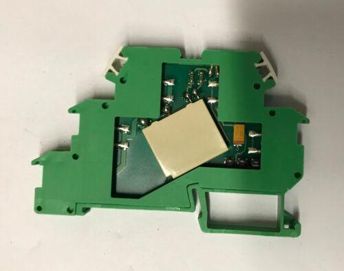 Phoenix Contact DEK-REL-5//I//1 Industrial Relay Module 5V AC//DC