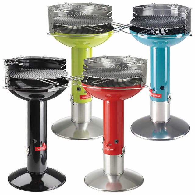 BARBECOOK MAJOR CHARCOAL BBQ GRILL - GARDEN/OUTDOOR QUICKSTART PEDESTAL BARBECUE