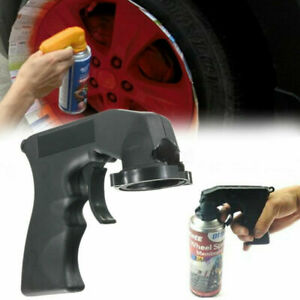Aerosol-Impugnatura-Pistola-Per-Bomboletta-Spray-Vernice-Gomma-Gun-Handle-IT