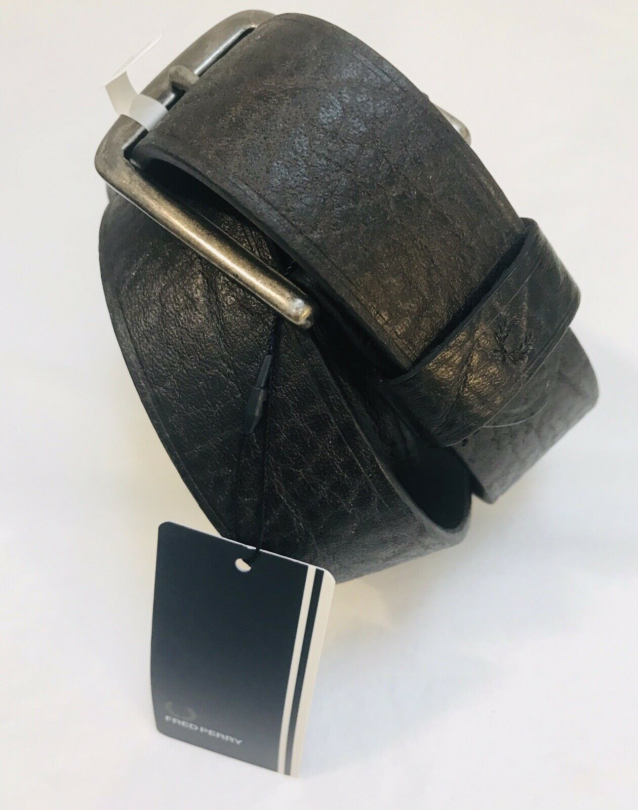 Frot Perry Tumbled Leather Belt Chocolate 32' 32' 32' | Ruf zuerst  6518de