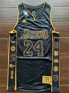 Details about Rare! Kobe Bryant Commenorative Adidas Stitched Lakers Jersey Snake Skin Print