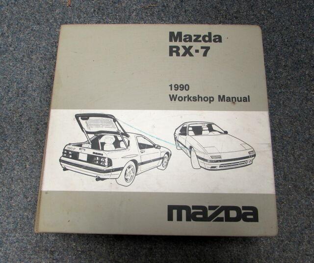 1990 Mazda Rx