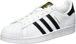 Détails sur Adidas Superstar Baskets Homme Originals Baskets Chaussures UK Taille 7 8 9 10 11 Entièrement neuf dans sa boîte afficher le titre