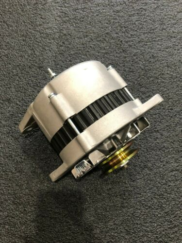 High Performance 100 Amp Output NEW Alternator Fits Datsun 280Z 280ZX 810 Maxima